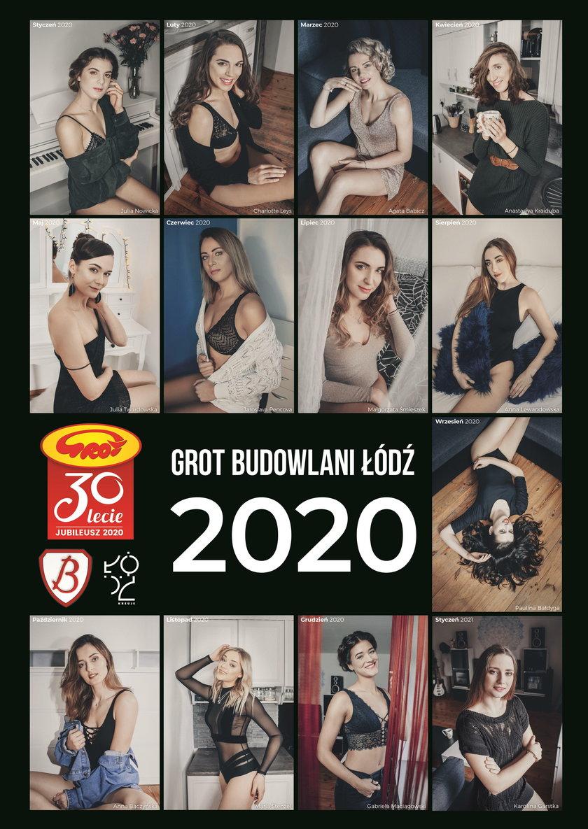 Każda kobieta ma wiele twarzy – ten slogan pasuje do siatkarek Budowlanych Łódź.