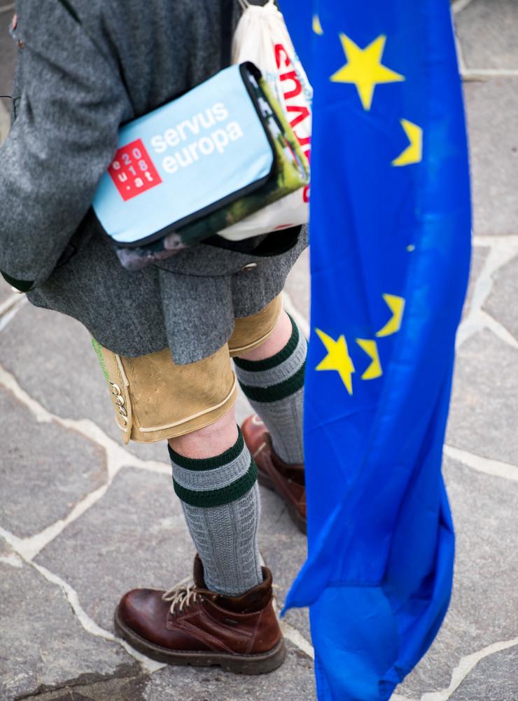austrija EU