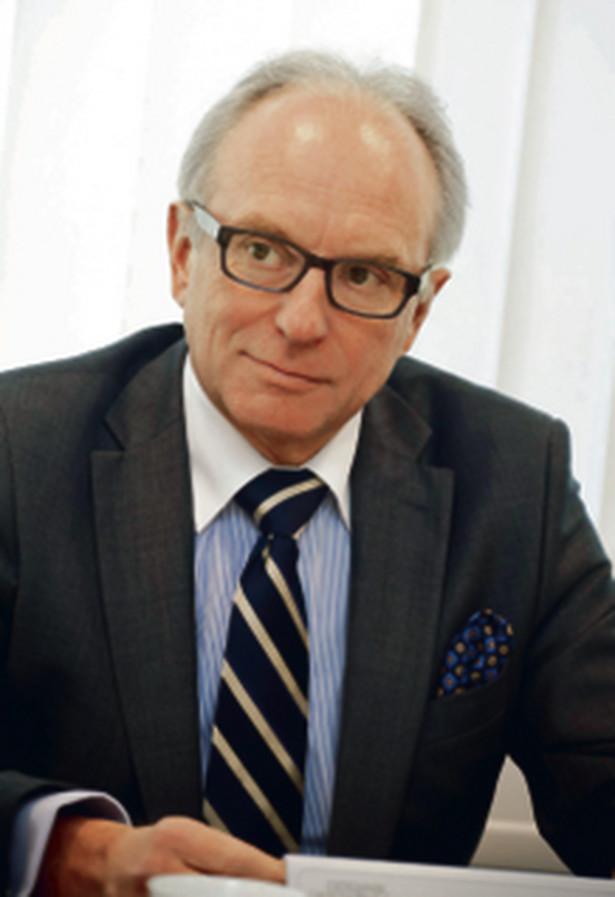 Marek Kowalski, przewodniczący Rady Zamówień Publicznych przy Konfederacji Lewiatan