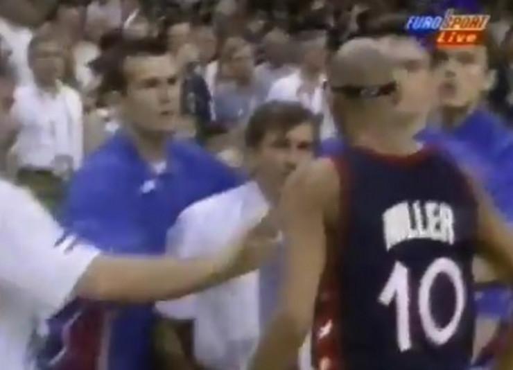 Redži Miler i Željko Obradović
