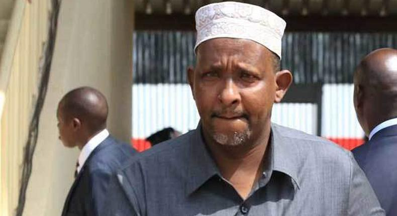 Duale in mourning