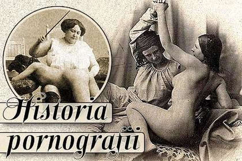Historia pornografii