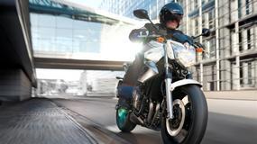 Yamaha XJ6 – miejski urwis