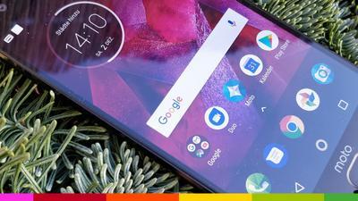 Moto Z2 Force im Test: Das unkaputtbare Smartphone