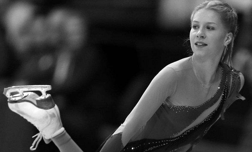 Moskwa: łyżwiarka Jekatierina Aleksandrowska nie żyje. Wypadła z 6. piętra