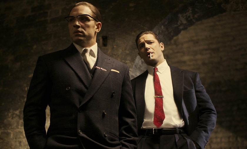 Tom Hardy w podwójnej roli.