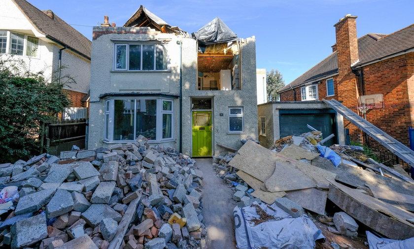Po kłótni o pieniądze właściciel firmy budowlanej zniszczył świeżo wyremontowany dom.