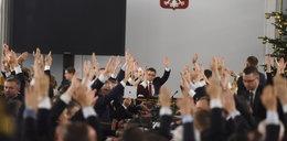 Sejm nie wyda nagrań z nocnego głosowania