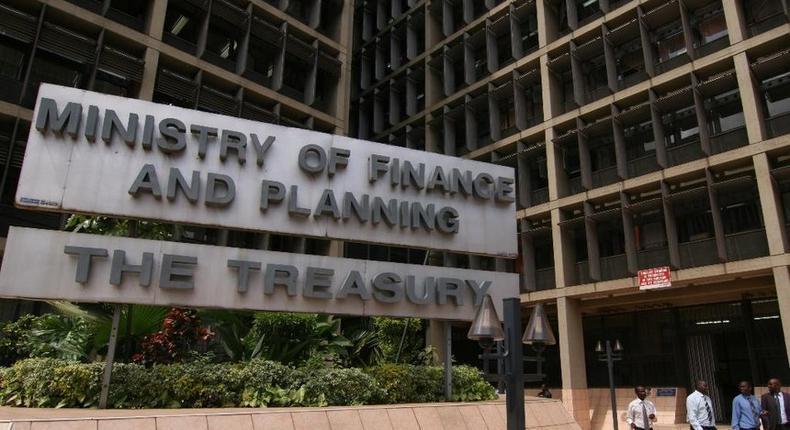 Kenyan Treasury