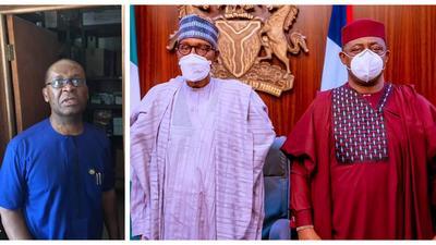'A labourer deserves his pay,' Joe Igbokwe unhappy 'political prostitute' FFK met Buhari before him