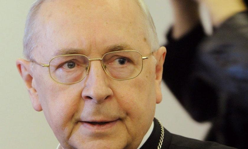 Abp. Stanisław Gądecki nowym przewodniczącym Konferencji Episkopatu Polski.