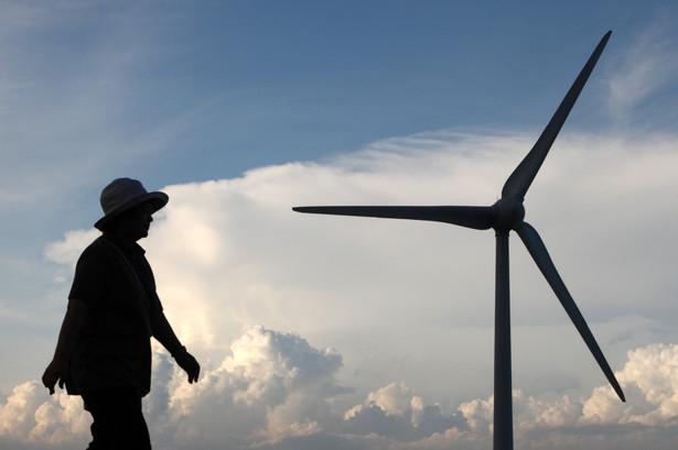 Turbina wiatrowa w Japonii