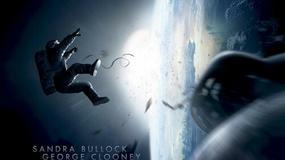 Bullock i Clooney w kosmosie