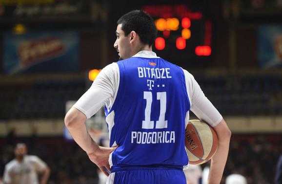 Gruzijac Goga Bitadze - najbolji mladi igrač ABA lige