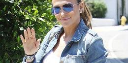 Stylizacja dnia: Jennifer Lopez
