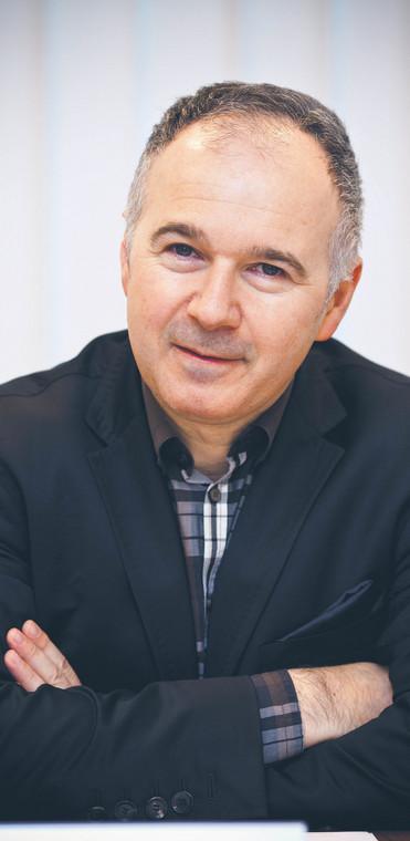 Ireneusz Krawczyk, członek Komisji Kodyfikacyjnej Ogólnego Prawa Podatkowego fot. Wojtek Górski