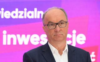 Czarzasty: Jeżeli lewica wejdzie do Sejmu, to jest wielka szansa, że PiS nie będzie rządził