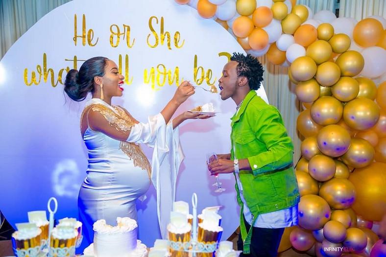 Bahati and Diana Marua welcome their 2 born child