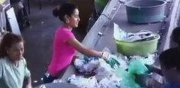 Biedna matka znalazła w śmieciach majątek. Oddała go chorym
