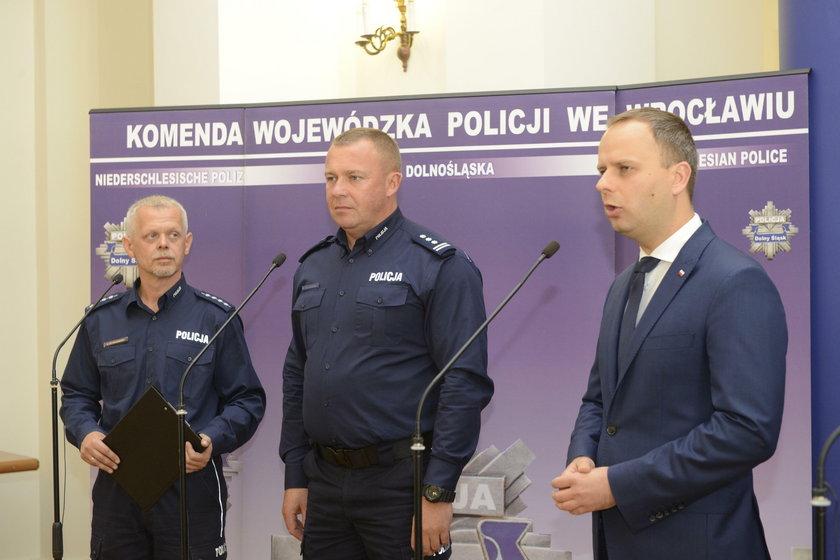 Wspólna akcja wojewody i policji
