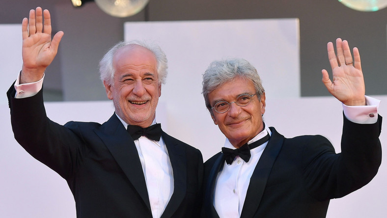 Mario Martone oraz Toni Servillo