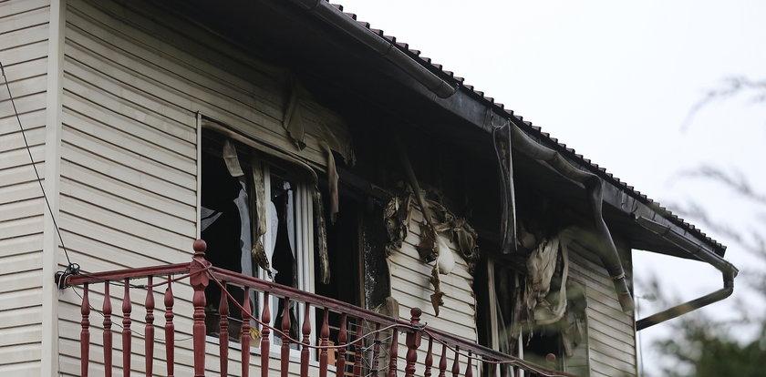 Pożar pod Krakowem. Nie żyje rodzina z dzieckiem