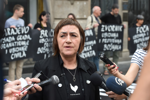 Staša Zajović: Presude u Hagu su opasnost po krhku stabilnost u regionu