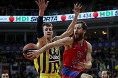 KK Fenerbahče, KK CSKA