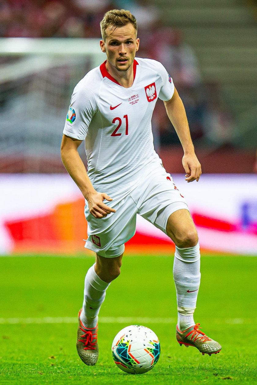 Tomasz Kędziora (26 l.) wraz z innymi reprezentantami Polski miał przebywać na zgrupowaniu kadry i szykować się do pierwszego meczu Euro