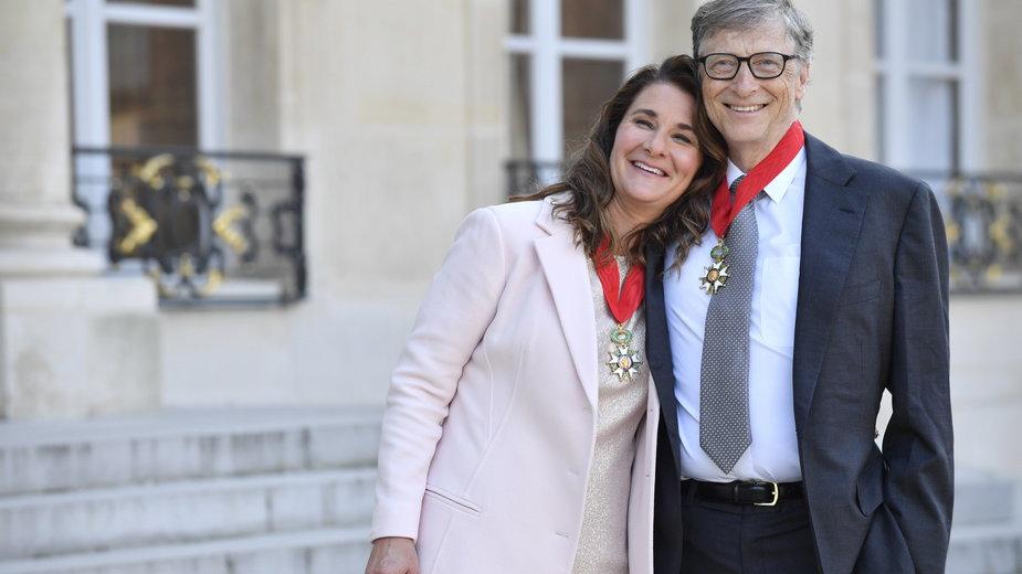 Małżeństwo Billa i Melindy Gatesów przetrwało 27 lat z dala od medialnego rozgłosu