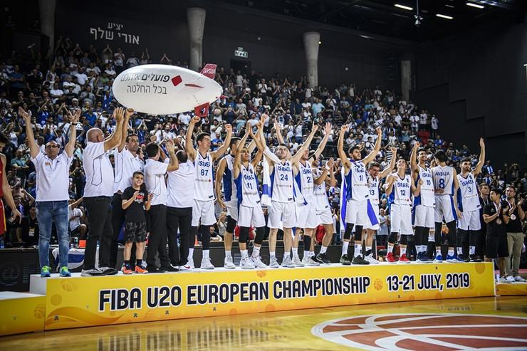 Mlada košarkaška reprezentacija Izraela