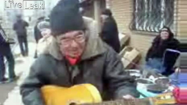 Rockandrollowy dziadek z Moskwy