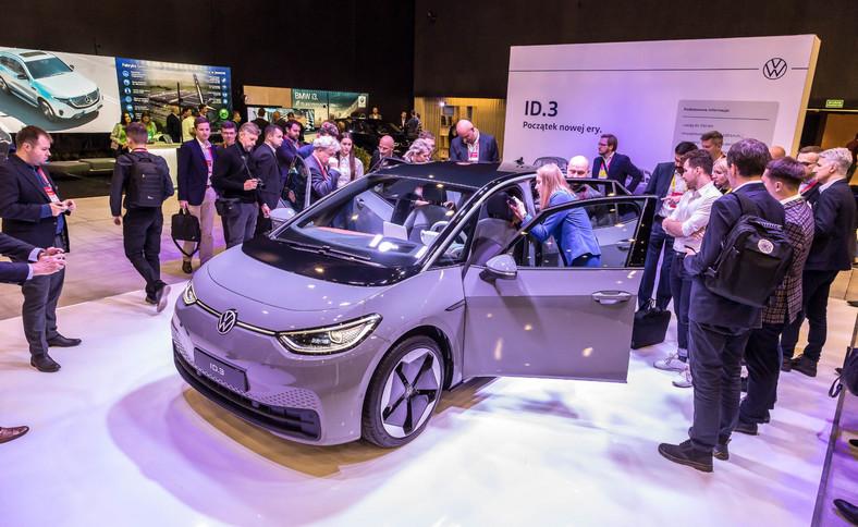 Volkswagen ID.3 - elektryk ładowany z sieci