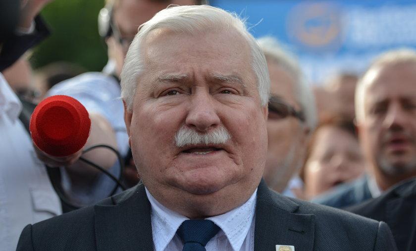 Lech Wałęsa w szczerej rozmowie z Dorotą Wellman: Już jestem zmęczony