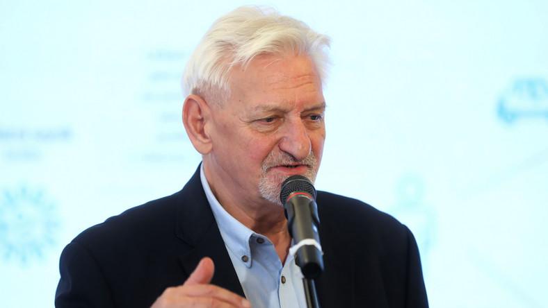 Krajowy konsultant w dziedzinie chorób zakaźnych Andrzej Horban