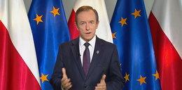 Marszałek Grodzki: nie opóźniamy ustawy o głosowaniu