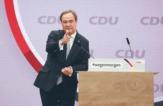 CDU idzie mieszczańskim środkiem