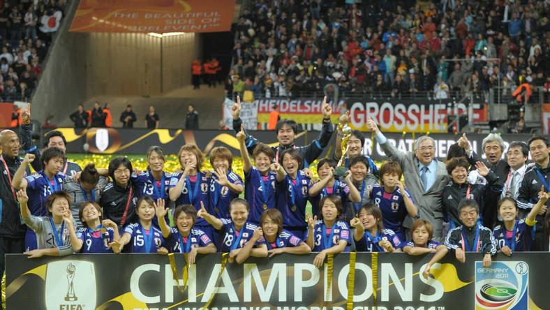 Japonki wygrały mistrzostwa świata