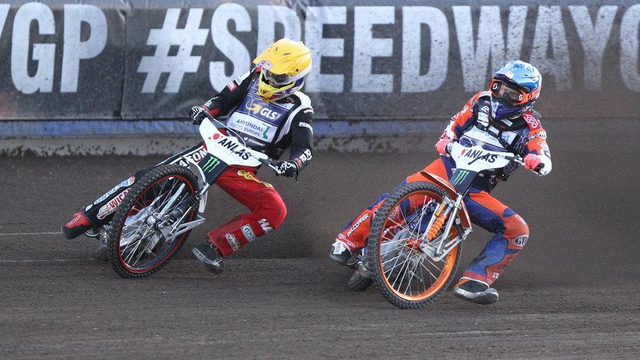 Maciej Janowski, Emil Sajfutdinow