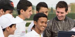 Piękny gest Lionela Messiego! Podarował 4,5 miliona na ubogie dzieci!