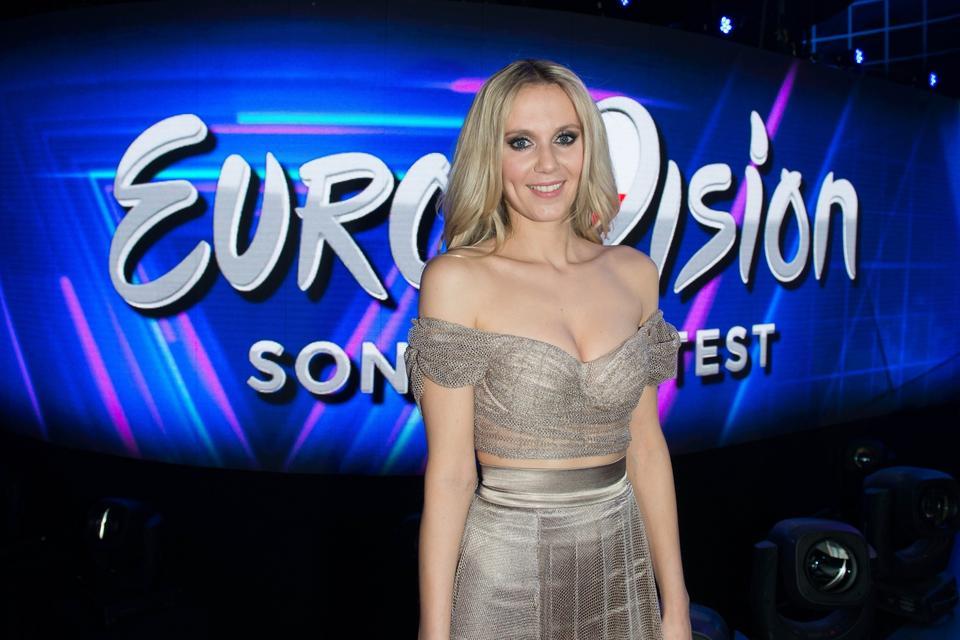 Słaby występ Kasi Moś na Eurowizji 2017