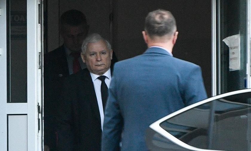 Kaczyński znowu w szpitalu. Co się stało?