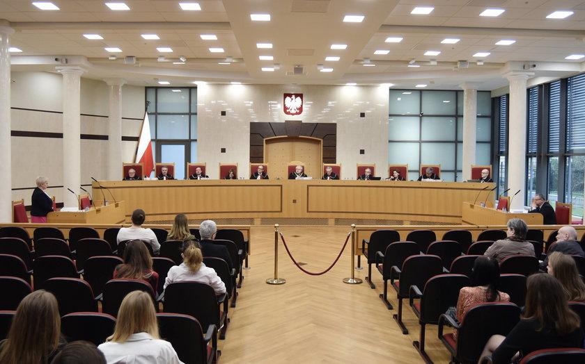 TTrybunał o nowej ustawie PiS: część przepisów niekonstytucyjna