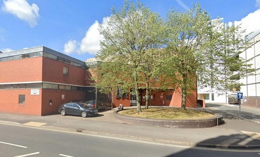 14-letnia niedoszła morderczyni stanęła przed Sądem Koronnym w Swindon (na zdjęciu).