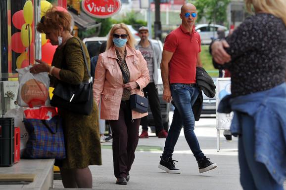 Građani obavezno treba da nose maske u gradskom prevozu