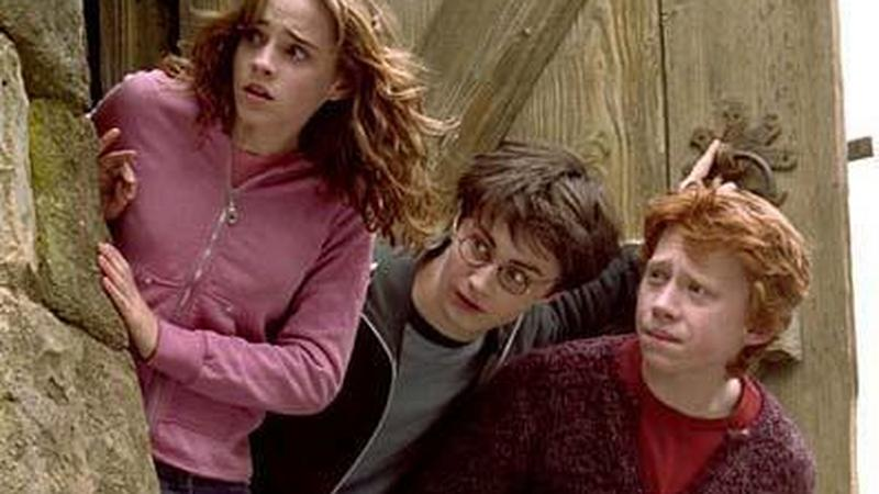 """""""Harry Potter i więzień Azkabanu"""" - kadr z filmu"""