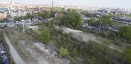 Stare tereny PKP zamienią się w park dla mieszkańców