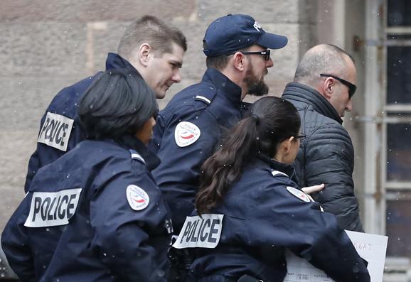 Policija Francuske hapsi Ramuša Haradinaja