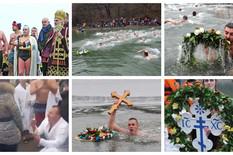 VERA JAČA OD HLADNOĆE Od prosidbe do pobede najhrabrije takmičarke: Ovo je 7 NAJLEPŠIH MOMENATA trka za Časni krst (FOTO)