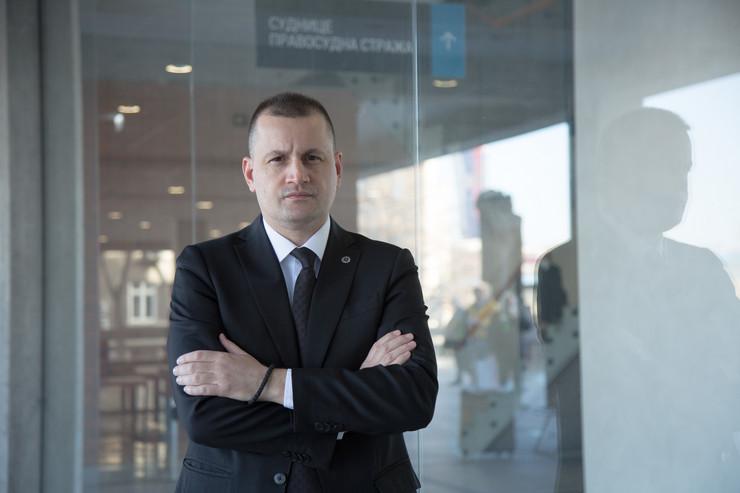 Nenad Stefanović, tužilac